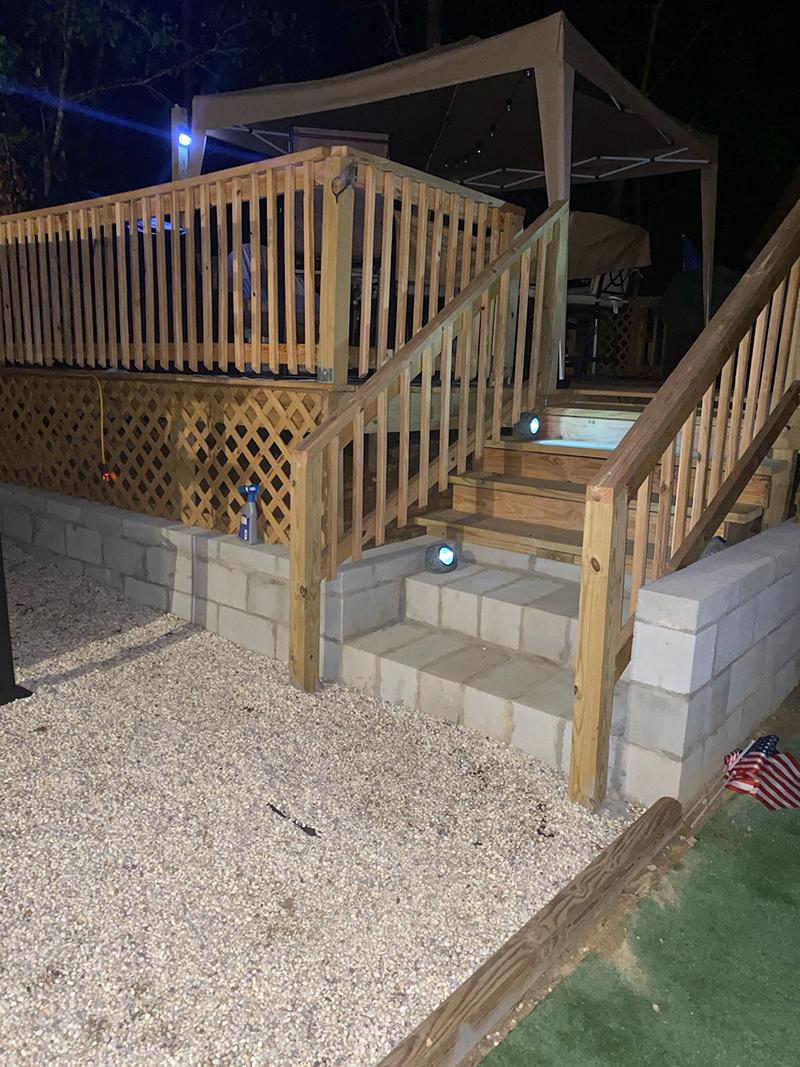 Finished-Deck